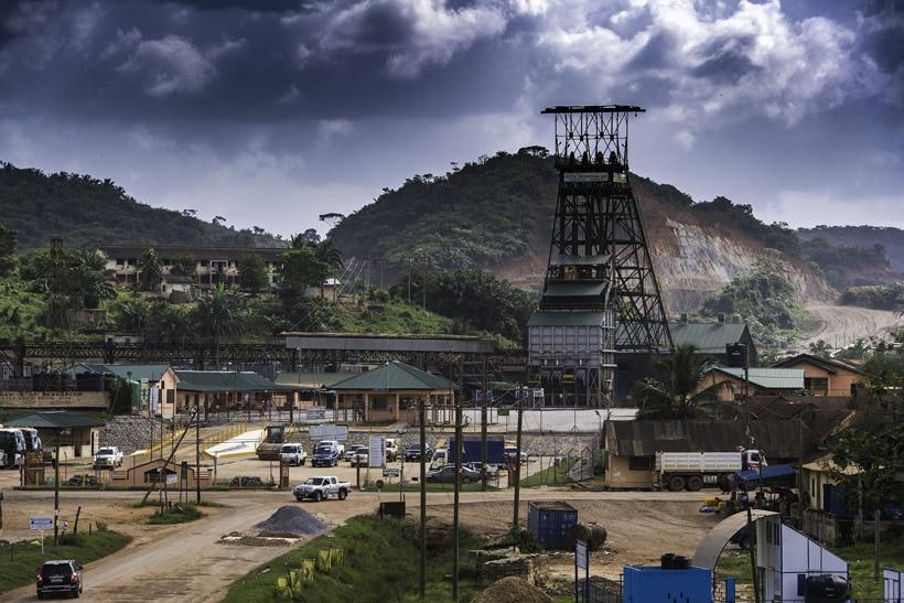 ghana mining companies