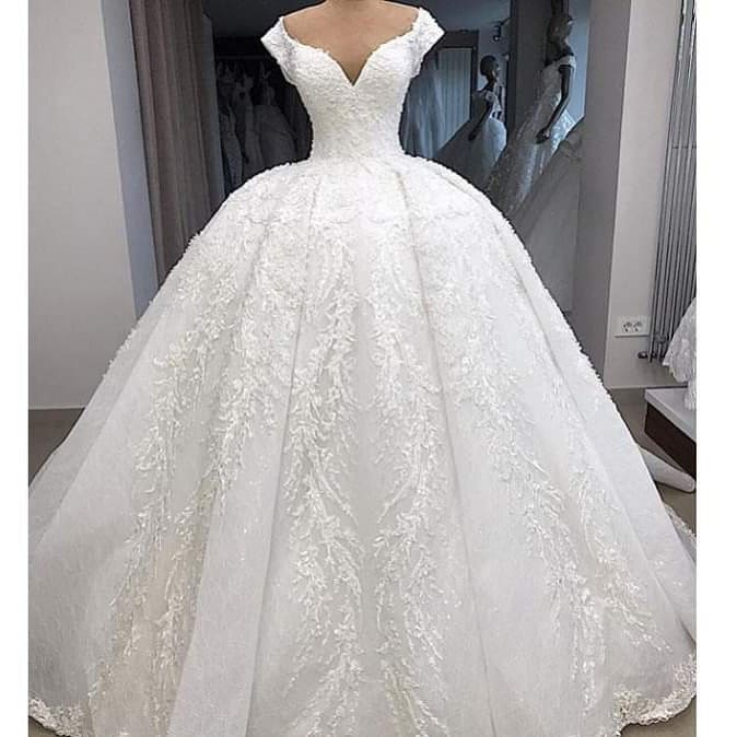 Wedding Gowns in Ghana, Prices & Styles. 1