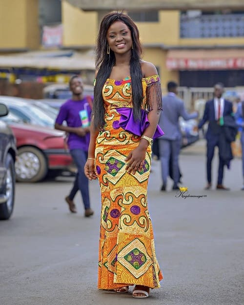 50 Kente Styles for Engagement, Graduation. (Photos) 7