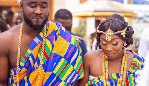 akan traditional marriage list