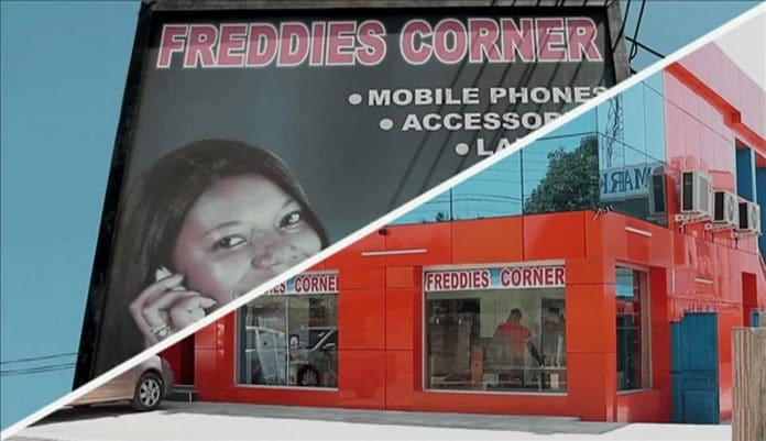 freddies corner phones