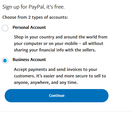 How to Create PayPal Account in Ghana. All Questions Answered. 3