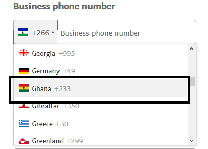 How to Create PayPal Account in Ghana. All Questions Answered. 4