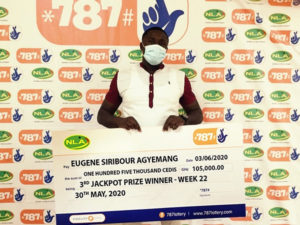 How to Play 787 Lottery in Ghana 2021 3