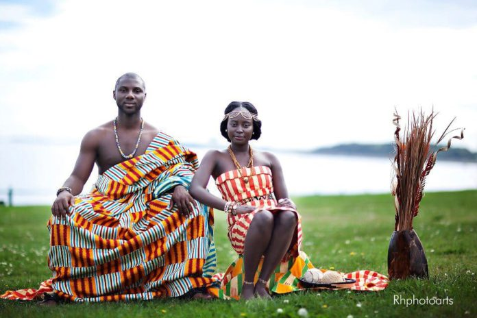 ewe traditional marriage