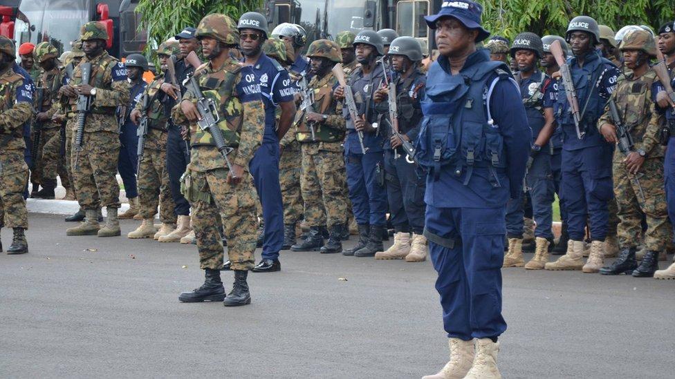 Ghana Police Monthly Salary (2021) 1