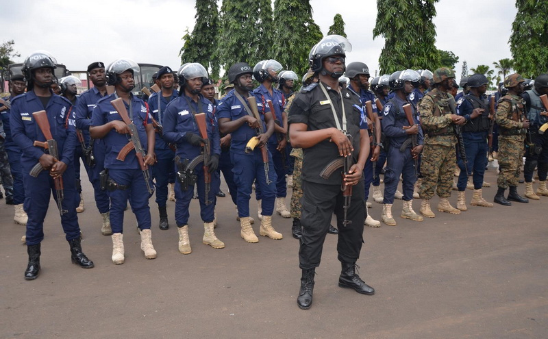 Ghana Police Monthly Salary (2021) 2