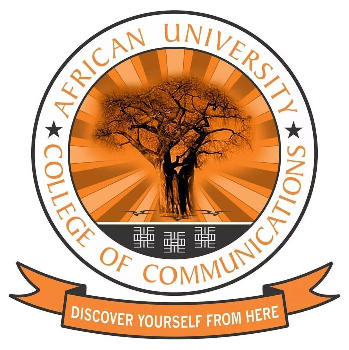 African University College of Communications Logo