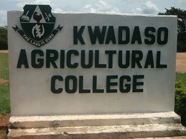 Kwadaso Agricultural College