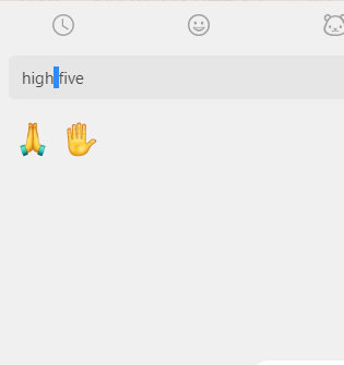 High Five Emoji Meaning. Pray or High Five? 1